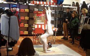 acrobate de cirque