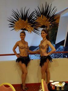 les filles burlesques