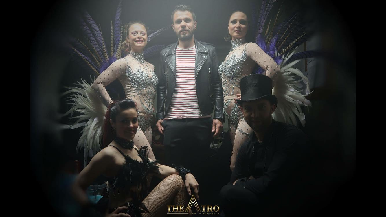 Théatro Circus 25 juin 2018